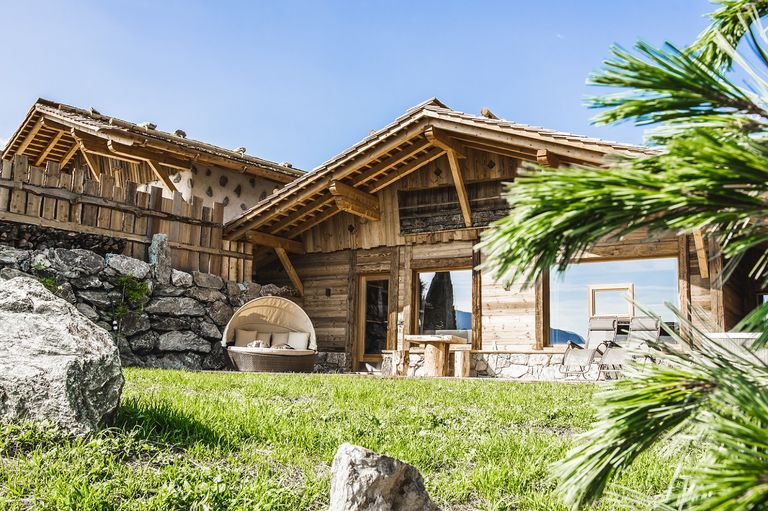 Special Hotels Chalet Resort zu Kirchwies   nel Tirolo del Sud