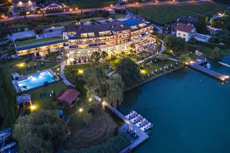 4 Stars S Parc Hotel am See Silence & Luxury   nel Tirolo del Sud