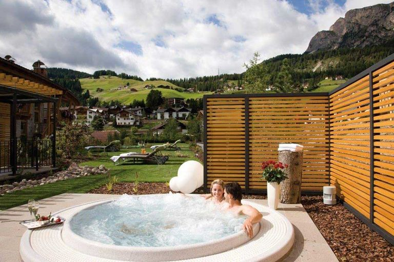 4 Sterne S Luxury & Design Hotel Nives 39048 Wolkenstein/Gröden - Grödental in Südtirol