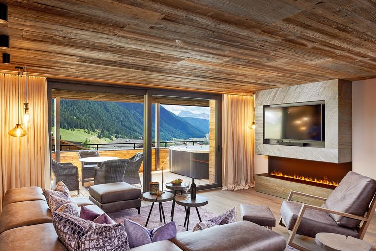 4 Stars Chalet Salena - luxury & private lodge 39030 St. Magdalena Gsies - Gsiesertal nel Tirolo del Sud