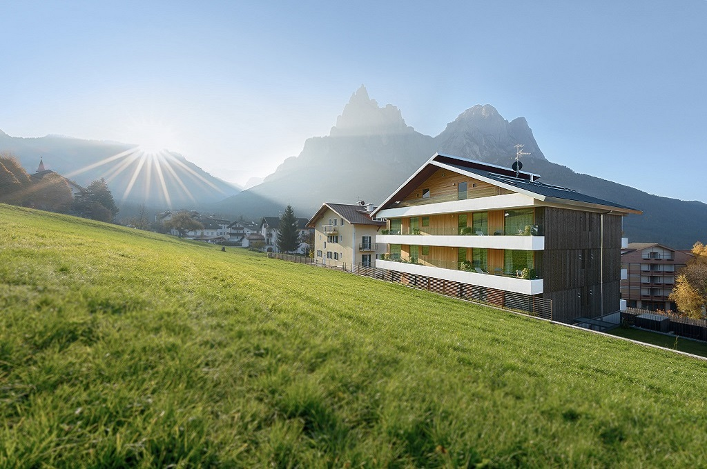 Paula Wiesinger Apartments & Suites 39040 Seis am Schlern in Südtirol